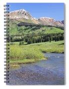 Verdant Valley Spiral Notebook