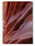 Vermilion Canyon Walls Spiral Notebook