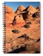 Vermilion Landscape Spiral Notebook