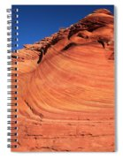 Vermilion Mounds Spiral Notebook