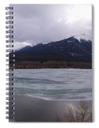Vermillion Lakes, Banff National Park - Panorama Spiral Notebook