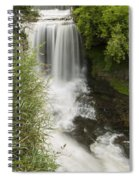 Vermillion River Falls 1 Spiral Notebook