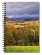 Vermont Colors Spiral Notebook