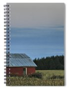 Vermont Full Moon Spiral Notebook