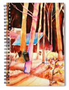 Vermont Maple Syrup Spiral Notebook