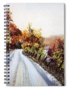 Vermont Road Spiral Notebook