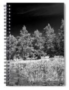 Vernon Lake Five Spiral Notebook