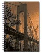 Verrazano Sundown Spiral Notebook