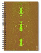 Vertebrae II Spiral Notebook
