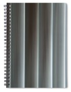 Vertical Blinds Spiral Notebook