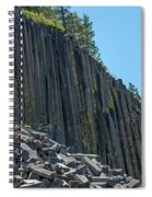 Vertical View Spiral Notebook
