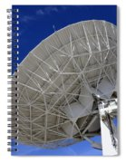 Very Large Array Of Radio Telescopes 4 Spiral Notebook