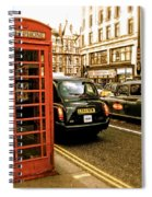 Vestigial Spiral Notebook