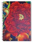 Vesuvius Spiral Notebook