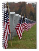 Veterans Day Spiral Notebook