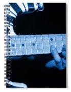 Vh #20 In Blue Spiral Notebook