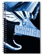 Vh #3 In Blue Spiral Notebook