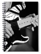 Vh #4 Spiral Notebook