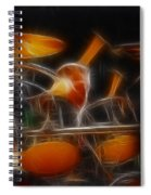 Vh-alex-balance-gb32-fractal Spiral Notebook