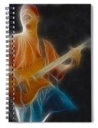 Vh-eddie-balance-ga6-fractal Spiral Notebook