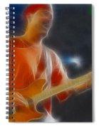Vh-eddie-balance-gc20-fractal Spiral Notebook