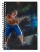 Vh-eddie-balance-gd2-fractal Spiral Notebook