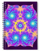 Vibrations Of Khufu Spiral Notebook