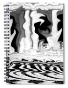 Vibrations Spiral Notebook