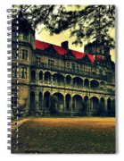 Viceregal Lodge Shimla Spiral Notebook