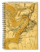 Vicksburg And Its Defenses Spiral Notebook