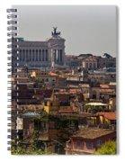 Victor Emmanuel Monument Spiral Notebook