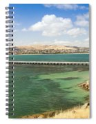 Victor Harbour Panorama Spiral Notebook