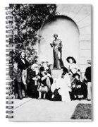Victoria & Family, 1857 Spiral Notebook