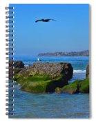 Victoria Beach Spiral Notebook