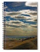 Victoria Cattle Farm #3 Spiral Notebook