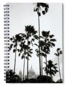 The Victoria Memorial Spiral Notebook