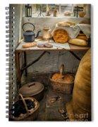 Victorian Bakers Spiral Notebook