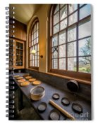 Victorian Baking Spiral Notebook