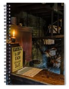 Victorian Candle Factory Spiral Notebook