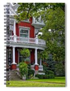Victorian Classic Spiral Notebook
