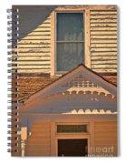 Victorian House Detail Spiral Notebook