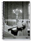 The Machine Spiral Notebook