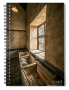Victorian Laundry Room Spiral Notebook