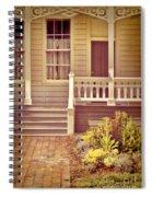 Victorian Porch Spiral Notebook
