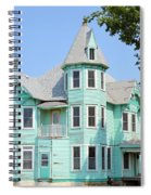 Victorian Renovation 8062 Spiral Notebook