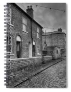Victorian Street Spiral Notebook