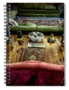 Victorian Times Spiral Notebook