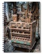 Victorian Workshop Spiral Notebook