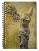 Victory Abstract Spiral Notebook