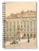 Vienna 1913 Spiral Notebook